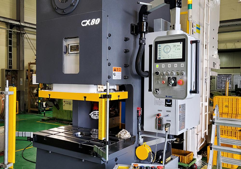SIMPAC Revolutionizes Press Manufacturing with its New CX Series & IIOT Technology