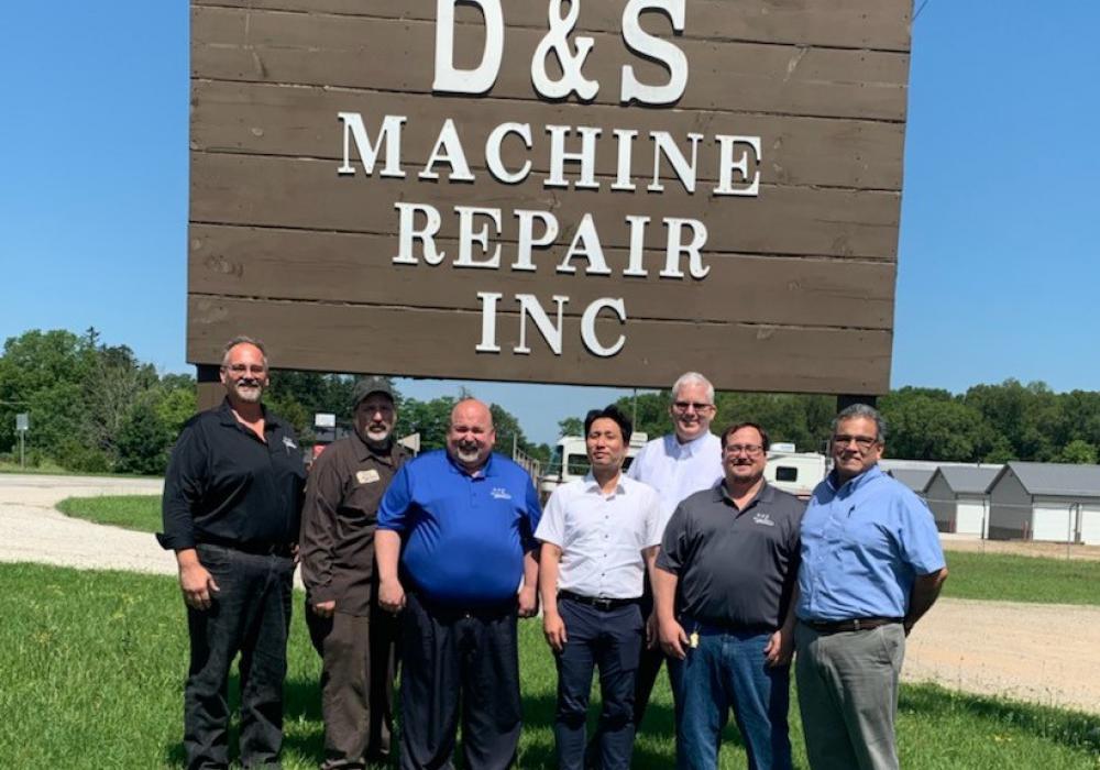 New Strategic Partnership: D&S Machine Repair, Inc.